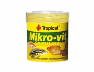 Tropical Mikrovit Spirulina 50ml/32g