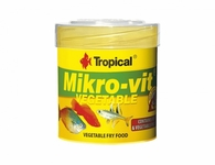 Tropical Mikrovit Vegetable 50ml/32g