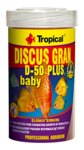 Tropical Discus Gran D-50 Baby Plus 100ml/52g