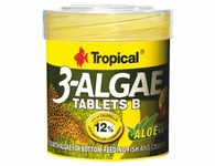 Tropical 3-Algae Tablets B 50ml